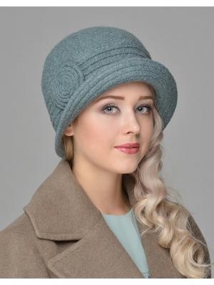 Шляпа Планже. Цвет: светло-зеленый