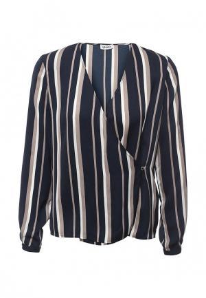 Блуза Liu Jo Jeans. Цвет: синий