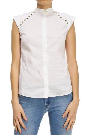 Рубашка PACIOTTI 4US. Цвет: белый