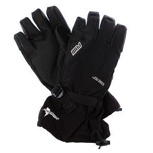 Перчатки сноубордические  Tormenta Glove Gtx Black Pow. Цвет: черный