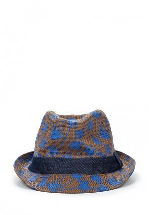 Шляпа Fresh Brand. Цвет: коричневый