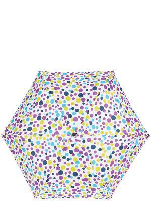 Зонт Labbra. Цвет: темно-синий, белый, голубой, салатовый, фиолетовый