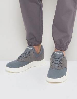 Jordan Серые низкие кроссовки Nike J23 905288-003. Цвет: серый