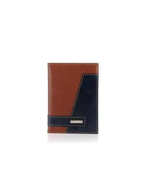 Бумажник водителя, Бруклин коричневый Domenico Morelli. Цвет: коричневый