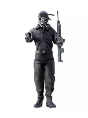 Фигурка Iron Maiden - 8 Clothed Figure 2 Minutes to Midnight Neca. Цвет: серый