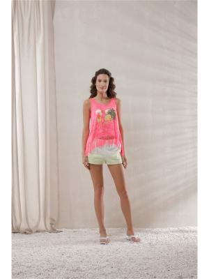 Комплект одежды RELAX MODE. Цвет: бежевый