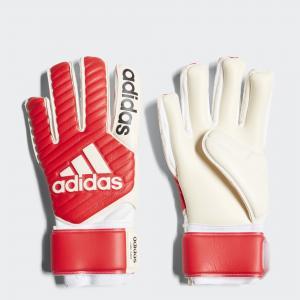 Вратарские перчатки Classic League  Performance adidas. Цвет: белый