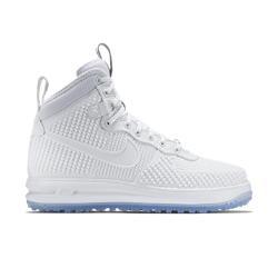 Мужские ботинки  Lunar Force 1 SneakerBoot Premium Nike. Цвет: белый
