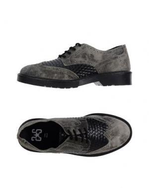 Обувь на шнурках 2STAR. Цвет: серый