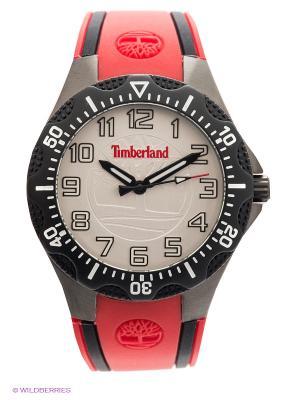 Часы Timberland Dixiville S. Цвет: красный