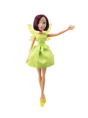 Кукла Winx Club Мисс Винкс, Tecna. Цвет: темно-бордовый, салатовый