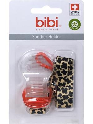 Цепочка для пустышек Tiger Bibi.. Цвет: белый
