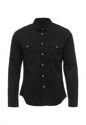 Рубашка Sixth June. Цвет: черный