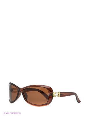 Поляризационные очки Vittorio Richi. Цвет: бордовый