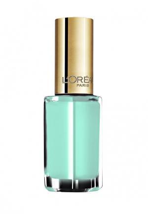 Лак LOreal Paris L'Oreal. Цвет: голубой