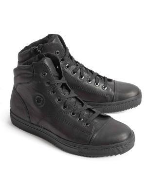 Ботинки Ионесси. Цвет: черный