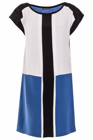 Платье Alberta Ferretti. Цвет: белый