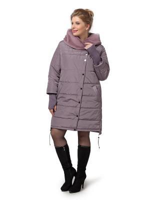 Пальто DizzyWay 17418/сирень