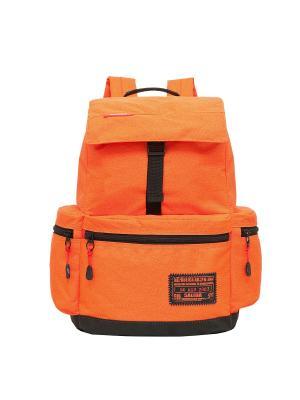 Рюкзак Grizzly. Цвет: оранжевый