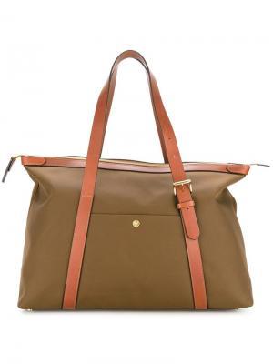 Дорожная сумка M/S Mismo. Цвет: зелёный