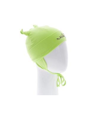 Шапка REIKE. Цвет: зеленый