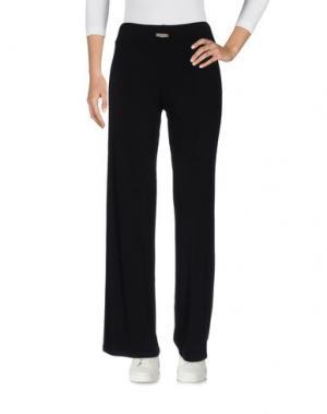 Повседневные брюки ARCHIVIO B. Цвет: черный