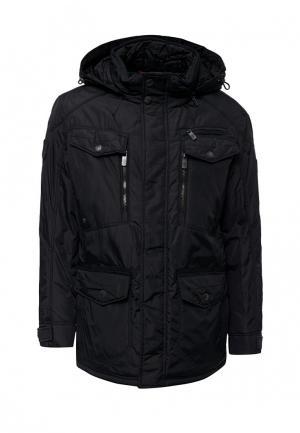 Куртка утепленная Vizani. Цвет: синий
