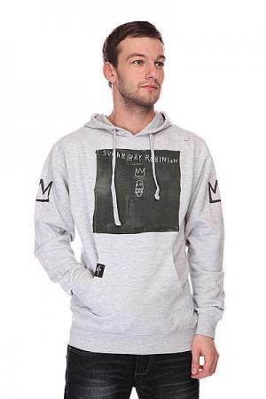 Кенгуру  Basquiat Ash Grey Neff. Цвет: серый