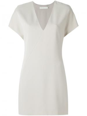 Panelled dress Giuliana Romanno. Цвет: none