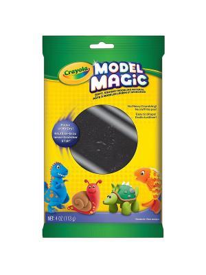Волшебный пластилин Crayola. Цвет: черный