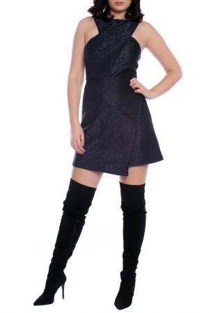 DRESS Moda di Chiara. Цвет: navy