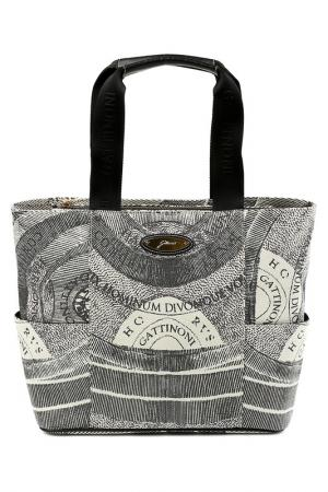 Bag Gattinoni. Цвет: black, white