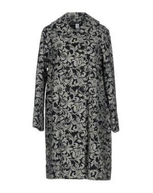 Легкое пальто DOSA. Цвет: темно-синий