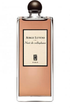 Парфюмерная вода Nuit De Cellophane Serge Lutens. Цвет: бесцветный