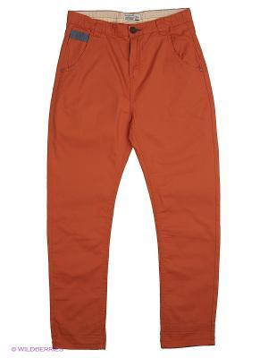 Брюки Reserved. Цвет: рыжий, светло-оранжевый
