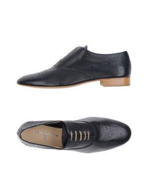 Обувь на шнурках SETTANTATRE LR. Цвет: темно-синий