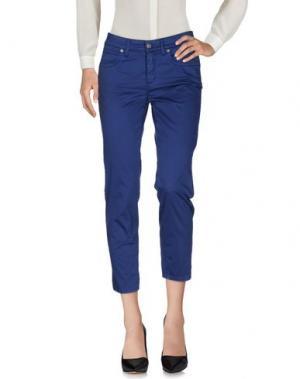 Повседневные брюки CAMBIO. Цвет: синий