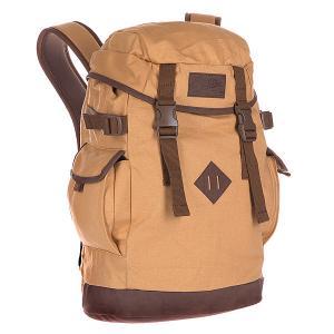 Рюкзак школьный  Sentry Khaki Dakine. Цвет: бежевый,коричневый