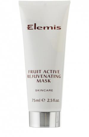Увлажняющая anti-age маска для лица Клубника-Киви Fruit Active Rejuvenating Mask Elemis. Цвет: бесцветный