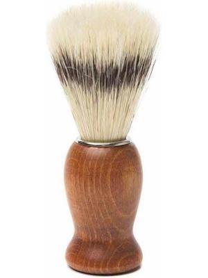 Помазок для бритья Mondial.. Цвет: светло-коричневый