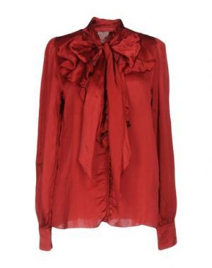 Pубашка NOLITA. Цвет: красный