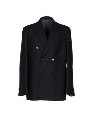 Пиджак SARTORE. Цвет: темно-синий