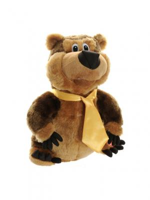 Медведь Шпунтик Ваш подарок. Цвет: коричневый