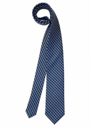 Галстук Class International. Цвет: синий/серый