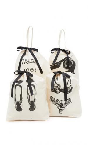 Набор из четырех женских сумок Bag-all