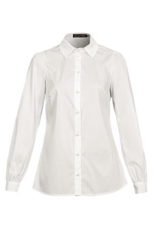 Блузка SWEETME TM. Цвет: белый