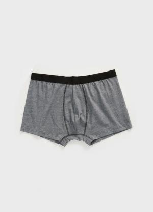 Мужские трусы Boxers Fit OSTIN. Цвет: светло-серый