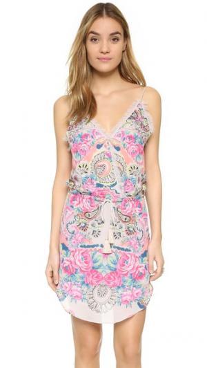 Платье Rama Rory Beca. Цвет: эмаль
