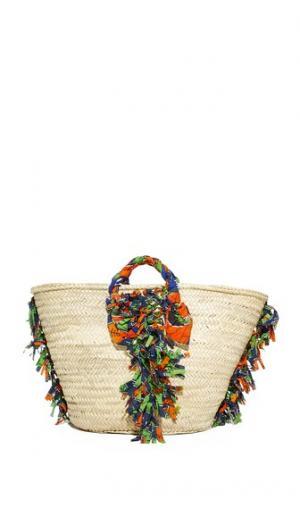 Объемная сумка с короткими ручками Carlotta Giselle