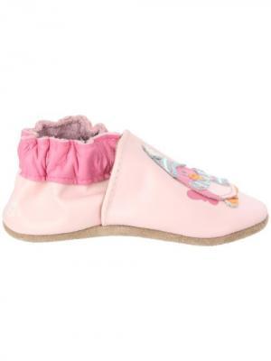 Ботинки MaLeK BaBy. Цвет: сиреневый, лиловый, розовый